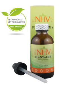 Plantaeris Natural Digestion and diarrhea support for pets