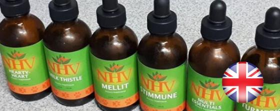 nhv natural pet products UK