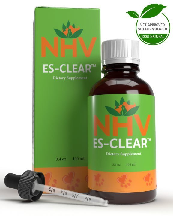 ES Clear™ for dogs