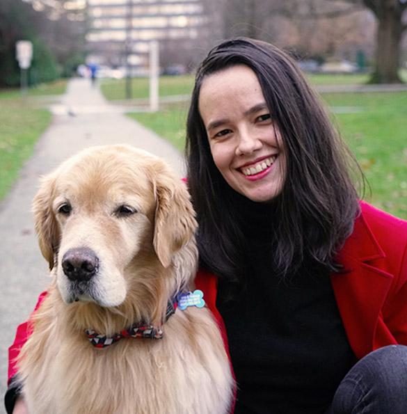 Dr. Rebeca Oliveira DVM
